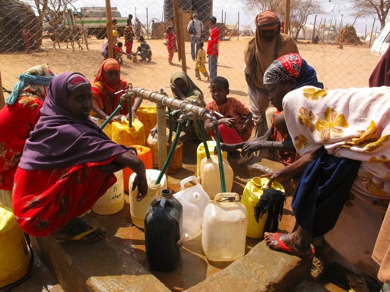 Im Vergleich zu heutigen Standards, wird der Trinkwasserbedarf um mehr als 50 % ansteigen. (#03)
